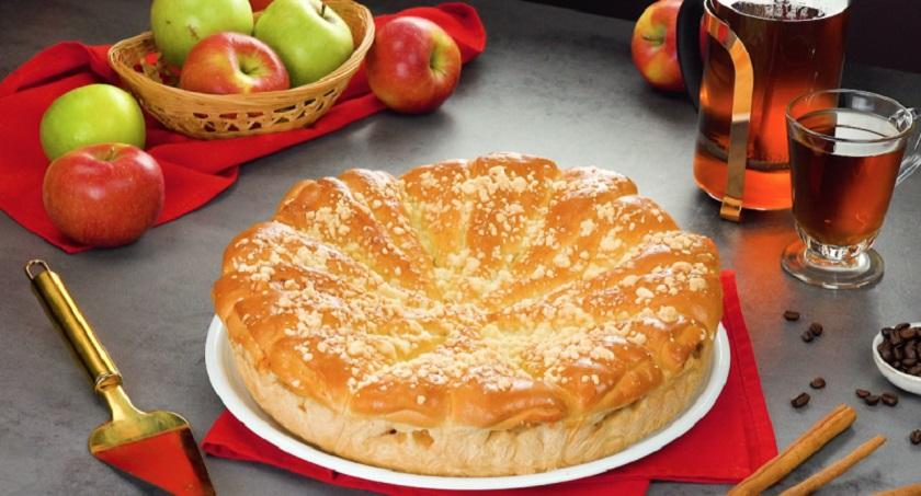 Оригинальный пирог «Яблочные рожки»: просто готовить, удобно брать