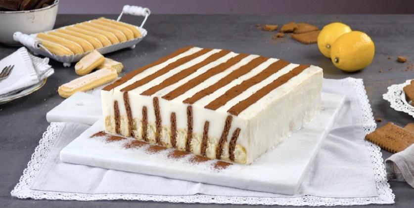 Нежный торт из печенья: красивый десерт к чаю без выпечки
