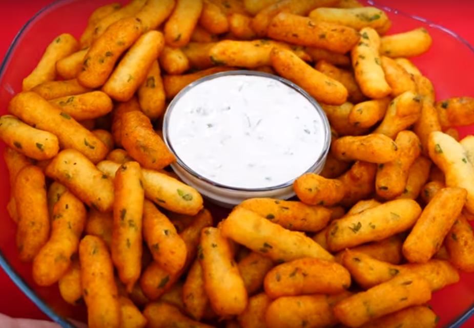 Еще один рецепт блюда с картофелем