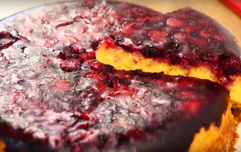Необычайно вкусный пирог из творога