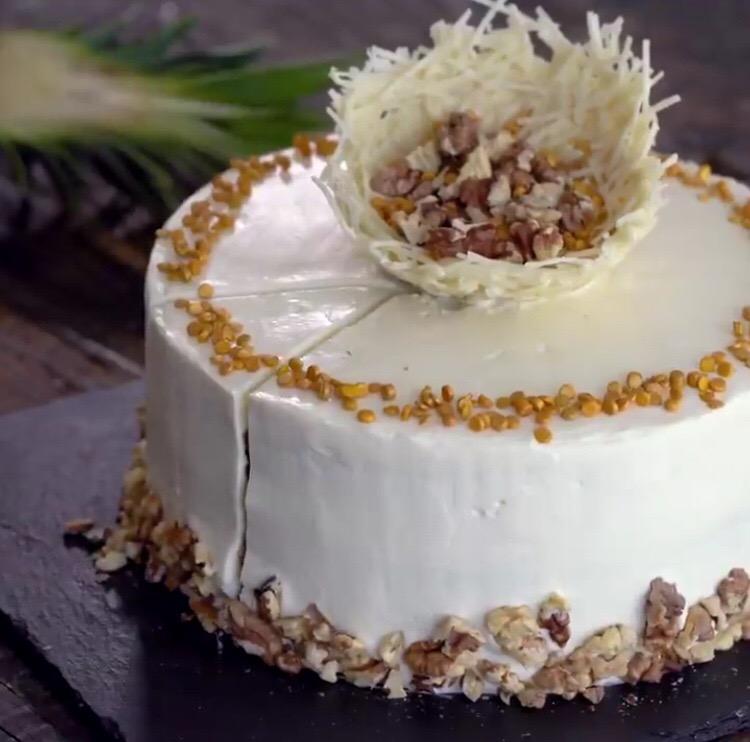 Торт «Колибри»: божественно вкусно