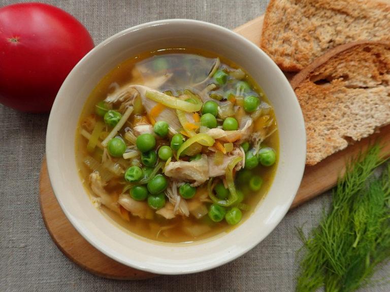Отменный суп со скумбрией на каждый день