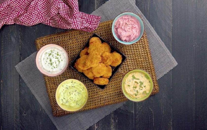 Хрустящие куриные наггетсы с сыром: вкуснее покупных в 100 раз