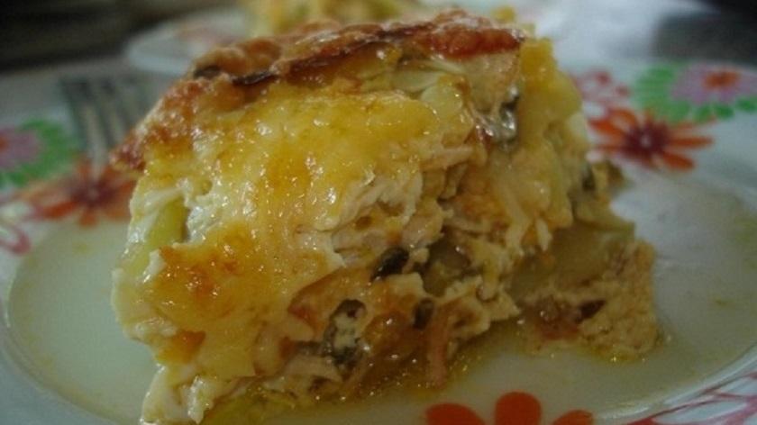 Запеканка из кабачков  духовке: рецепты для тех, кто на диете – и не только!