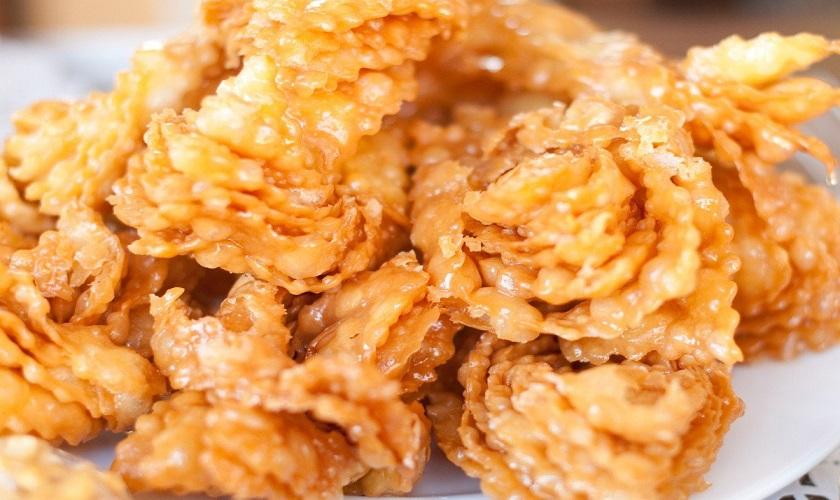 Потрясающие мучные сладости: родом из далекой Индии