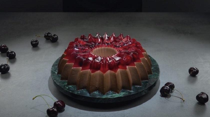Шоколадный мусс с вишней: вкусный десерт на радость всем