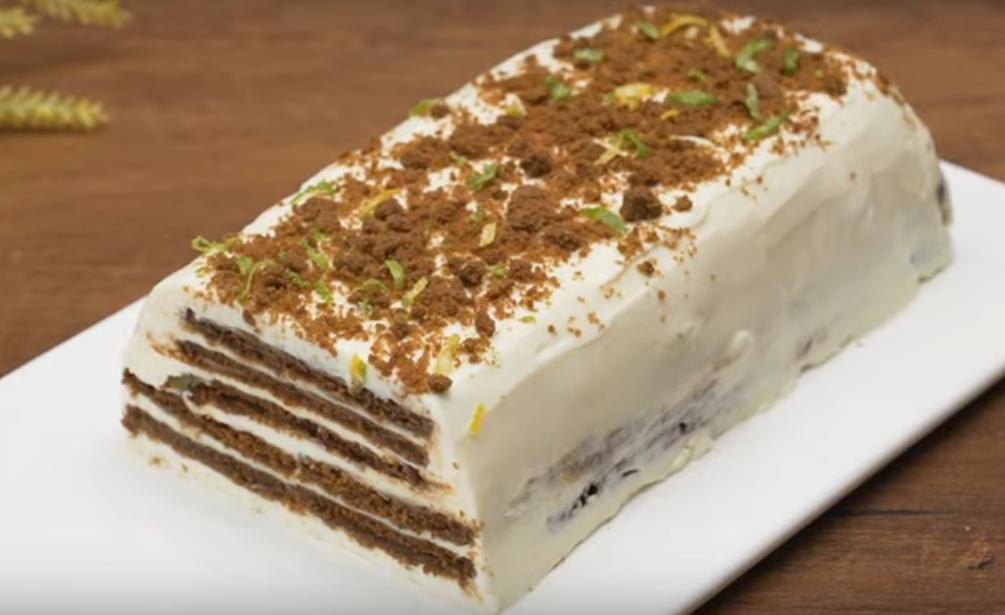 "Торт ""Восторг"" - без выпечки и желатина"
