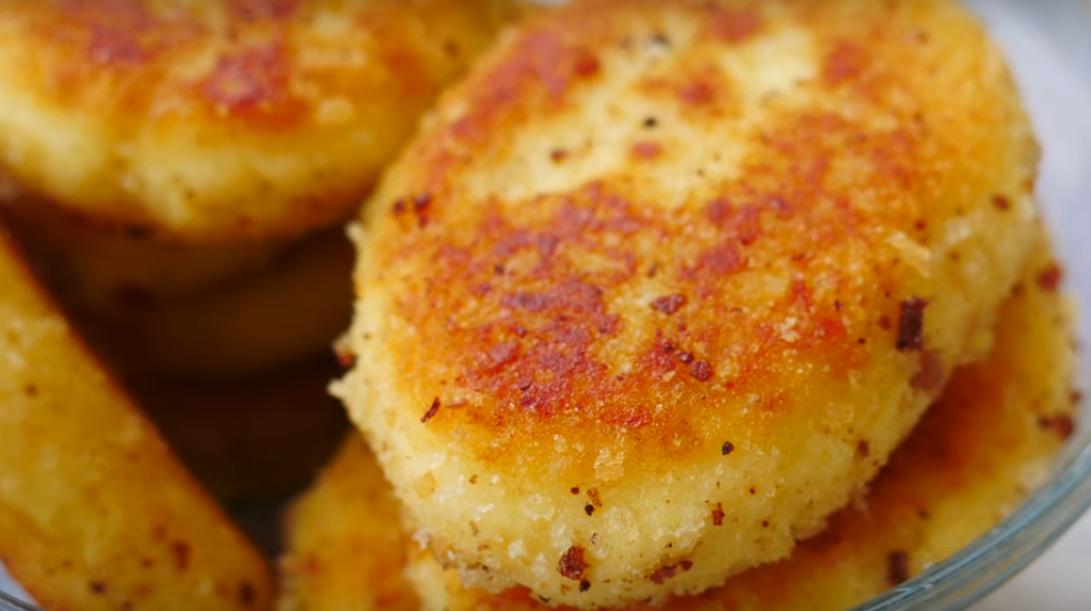 Аппетитные картофельные котлетки