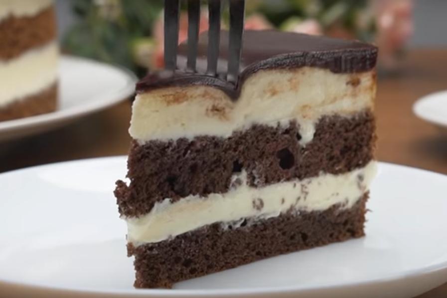 """Торт """"Милка"""" - популярный домашний десерт"""