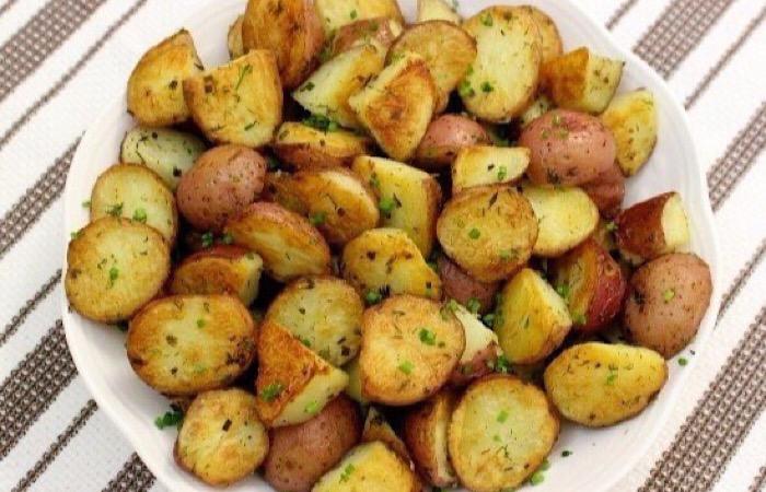Отменный картофель по-мексикански