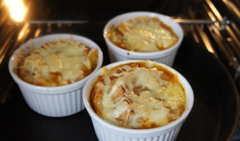 Овощной суп в духовке: готовим первое блюдо в горшочках