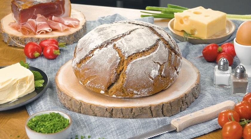 Домашняя ржаная закваска для хлеба: и интересный рецепт ее использования