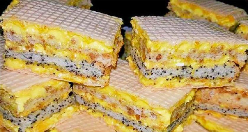 Пирожное «Муравейка»: простой, но невероятно вкусный десерт