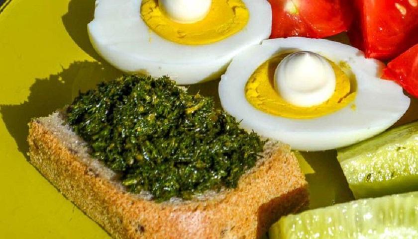 Ароматный укропный соус: отличное дополнение к любому блюду
