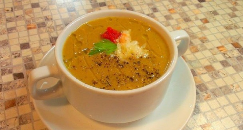 Суп-пюре из баклажанов: летний вариант сытного обеда