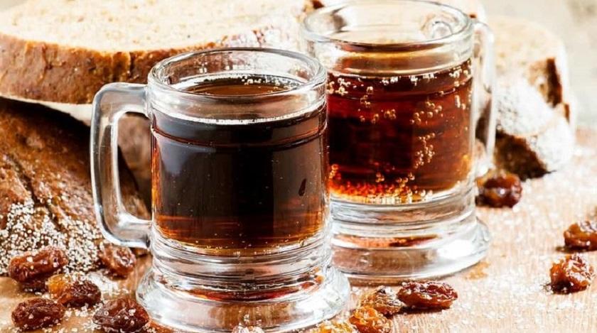 Домашний квас на дрожжах: готовим вкусный напиток с цикорием