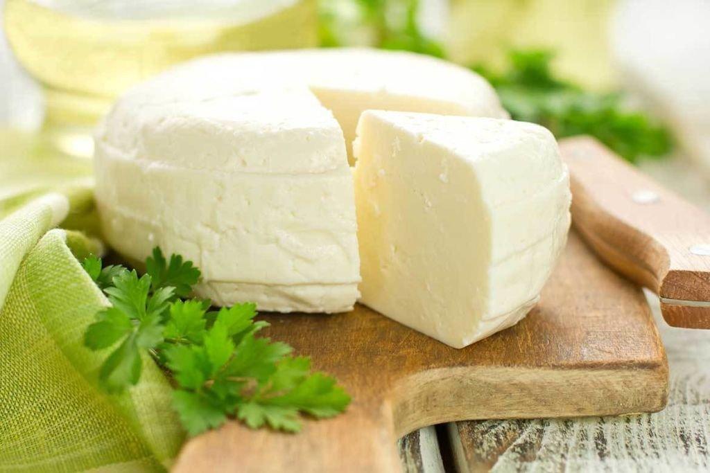 Изумительный сыр из двух ингредиентов