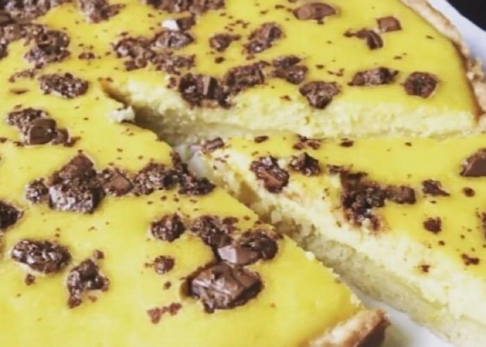 Вкуснейший итальянский пирог с рикоттой