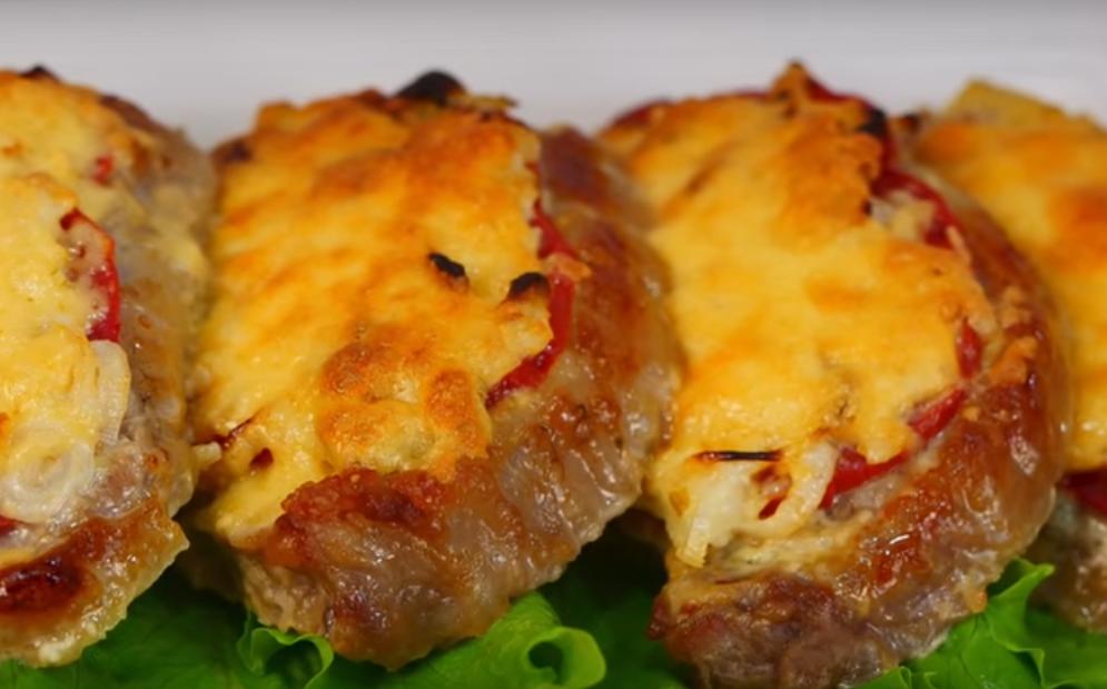 Рецепт бомба! Сочное запеченное мясо