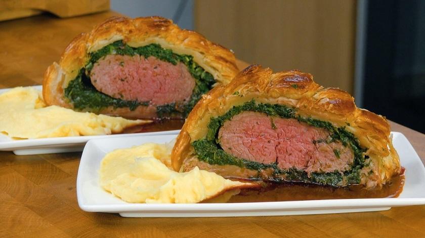 Говядина «Веллингтон»: секреты вкусного мяса от шеф-повара