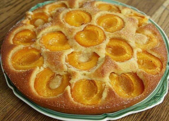Обалденный абрикосовый пирог