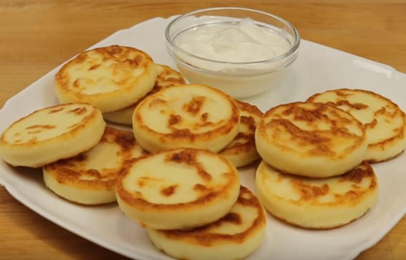 Шикарные и простые сырники