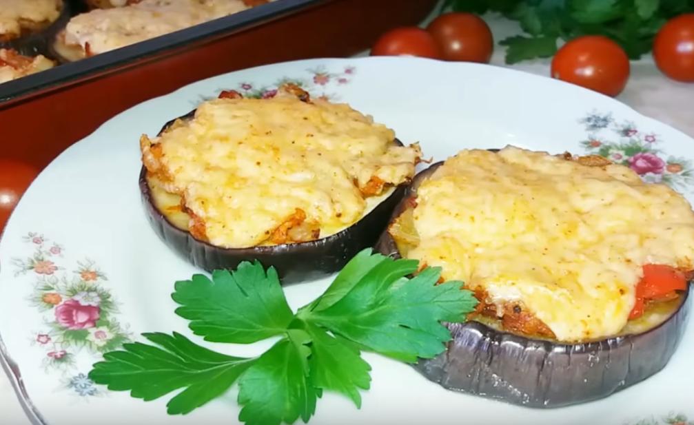 3 смачных рецепта приготовления баклажанов