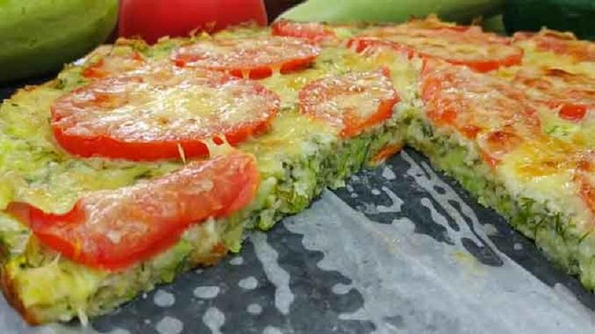 Аппетитная пицца из кабачков: идеальное летнее блюдо для всей семьи