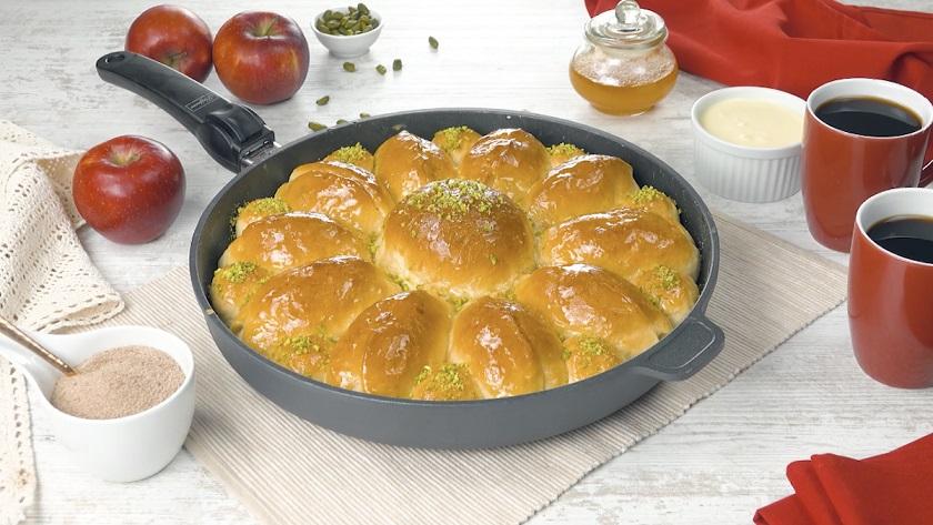 Нежные пирожки с яблоками: вкусная выпечка на скорую руку