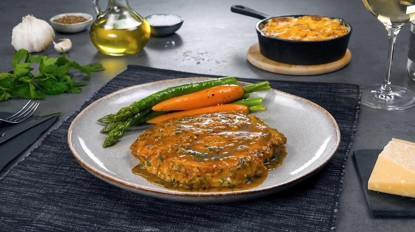 Ароматное куриное филе в пармезане: лучшее блюдо из курицы на ужин