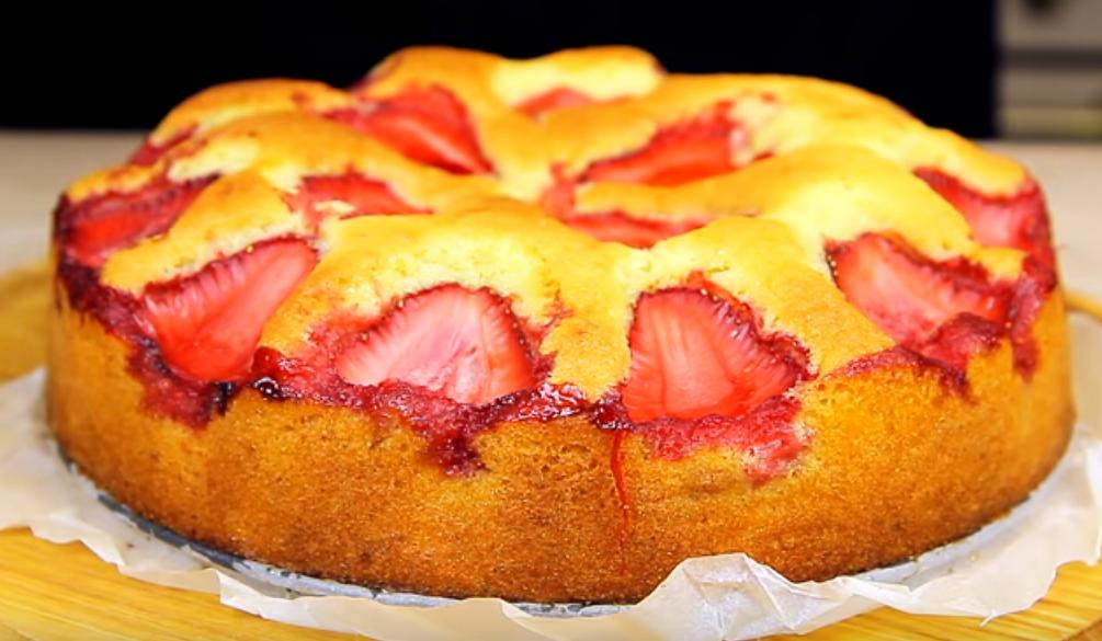 Пирог за считанные минуты