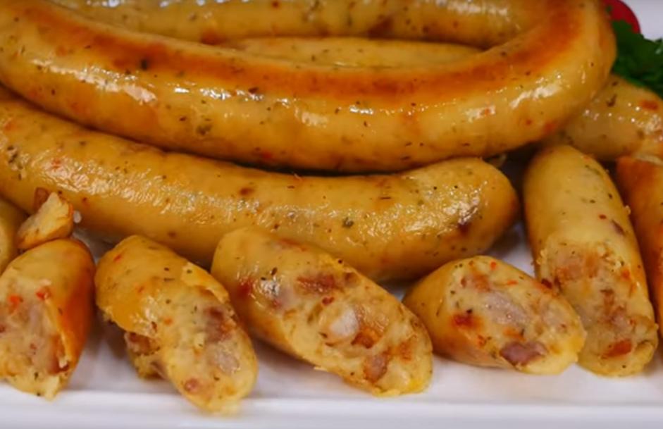 Вкуснейшая домашняя колбаса