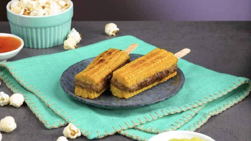 Вареная кукуруза с начинкой: вкусная закуска на палочке для гурманов