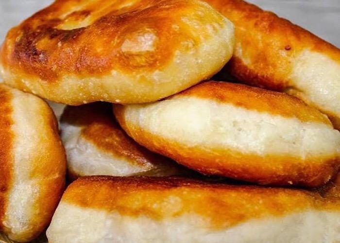 Бабушкины пирожки с картошкой