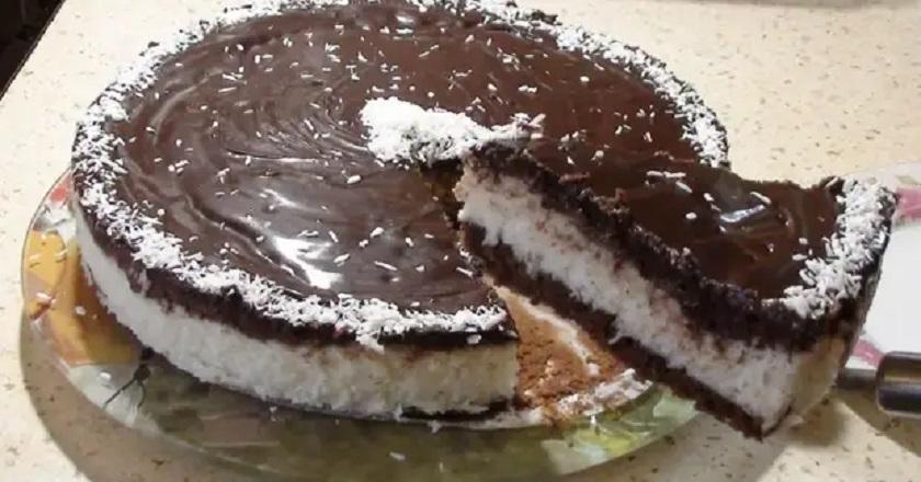 Простые торты без выпечки: шесть потрясающих рецептов в одном месте