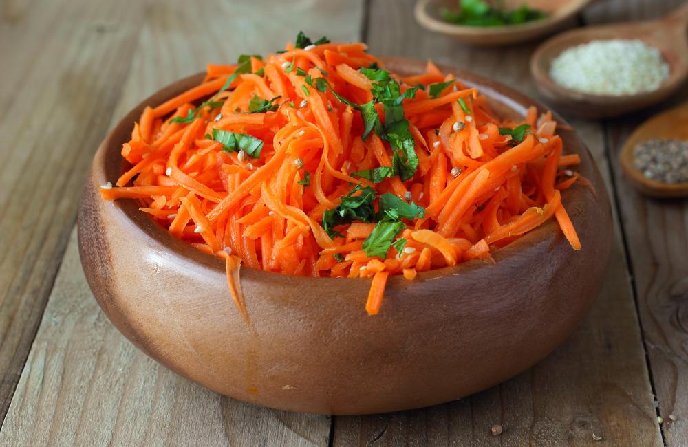 Морковь по-корейски: готовим за 5 минут