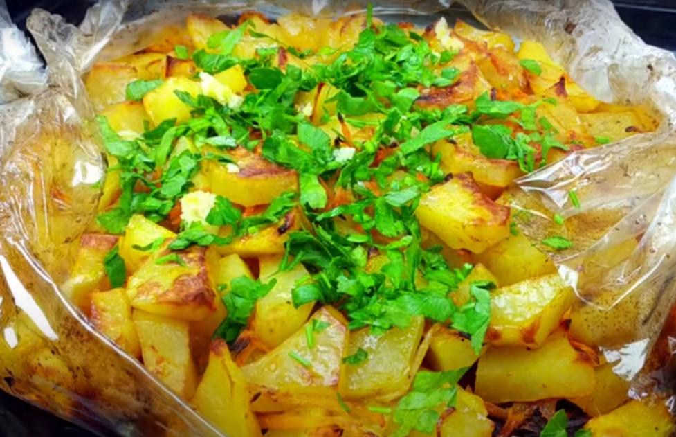 Потрясающий ужин из картофеля