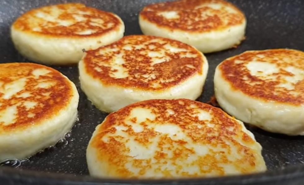 Изумительно вкусные сырники