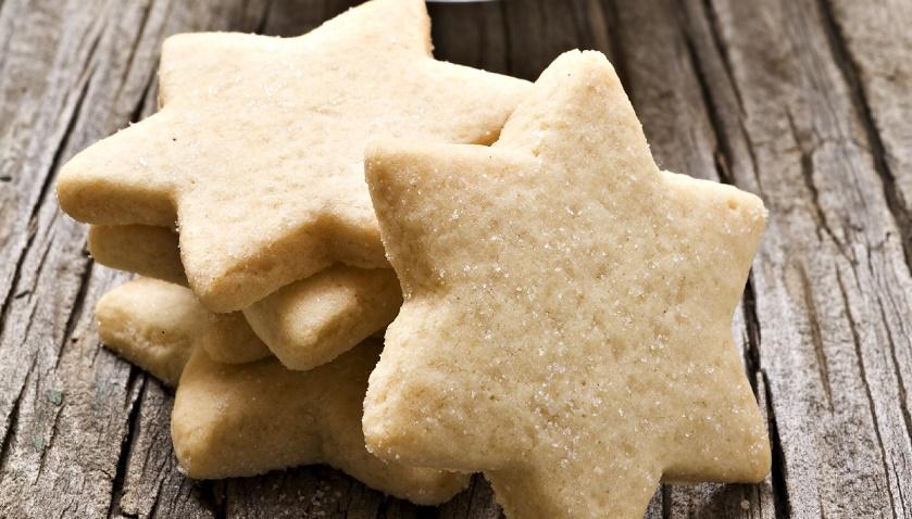 Вкусное печенье на кефире: просто тает во рту