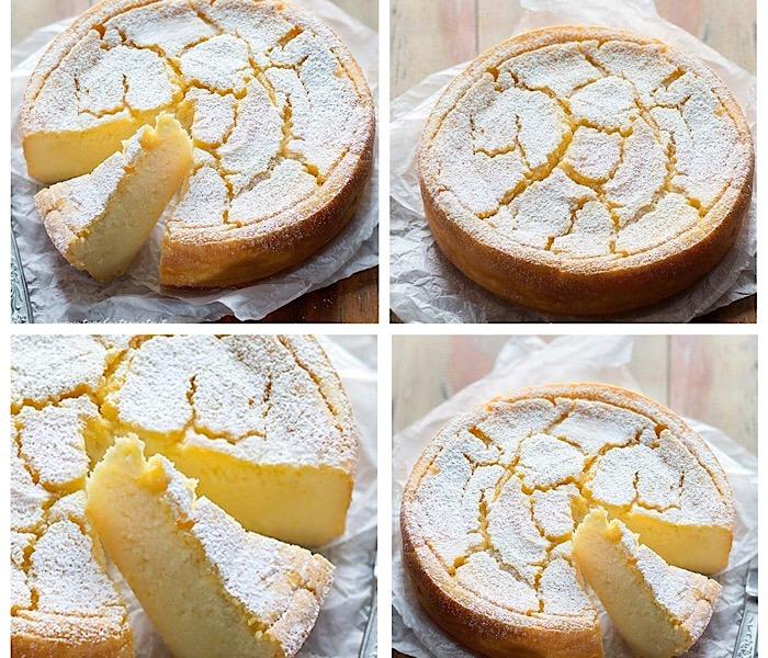 """Вкуснейший итальянский треснутый пирог """"Мильяччио"""""""