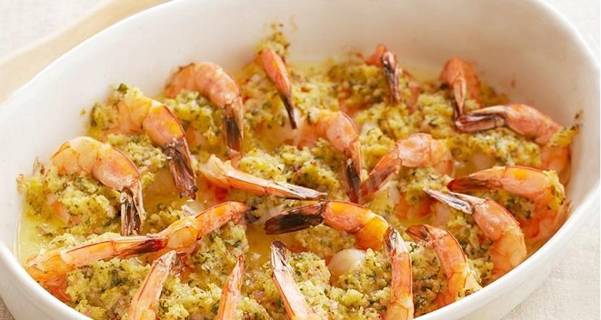 Запеченные креветки: лучшие рецепты шикарных блюд из морепродуктов