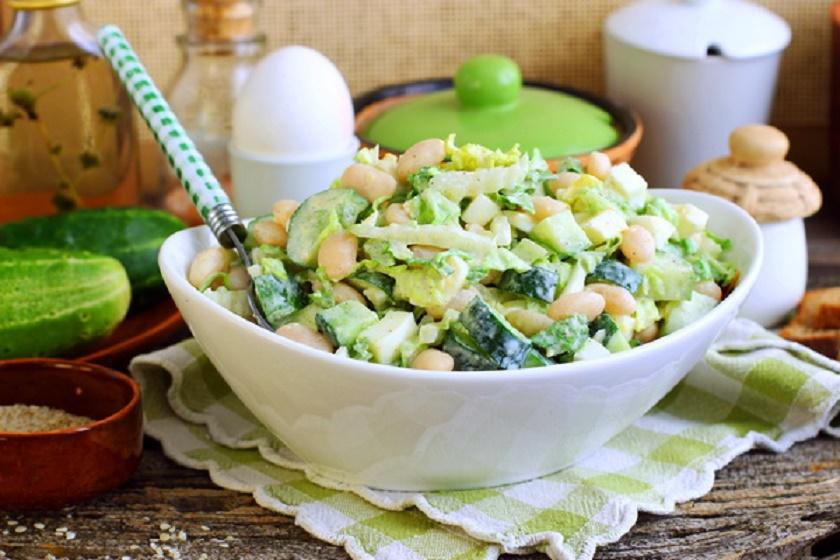 Сочный салат «Нур» с капустой: потрясающий рецепт на любой случай