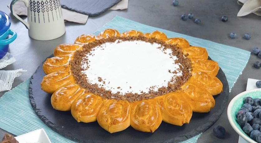 Тарт с йогуртом и ягодами: потрясающий французский десерт