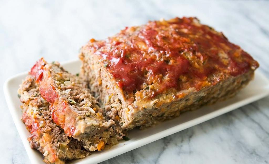 Мясной хлеб - вместо покупной колбасы