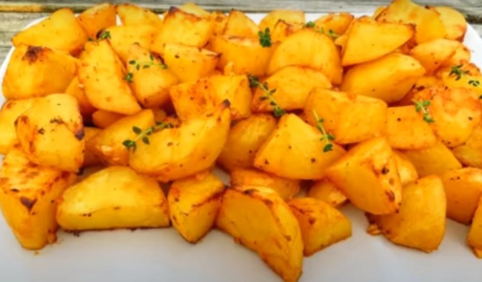 Запекаем картофель: к праздничному столу и не только