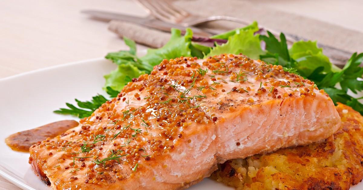 Горячее блюдо из рыбы к празнику