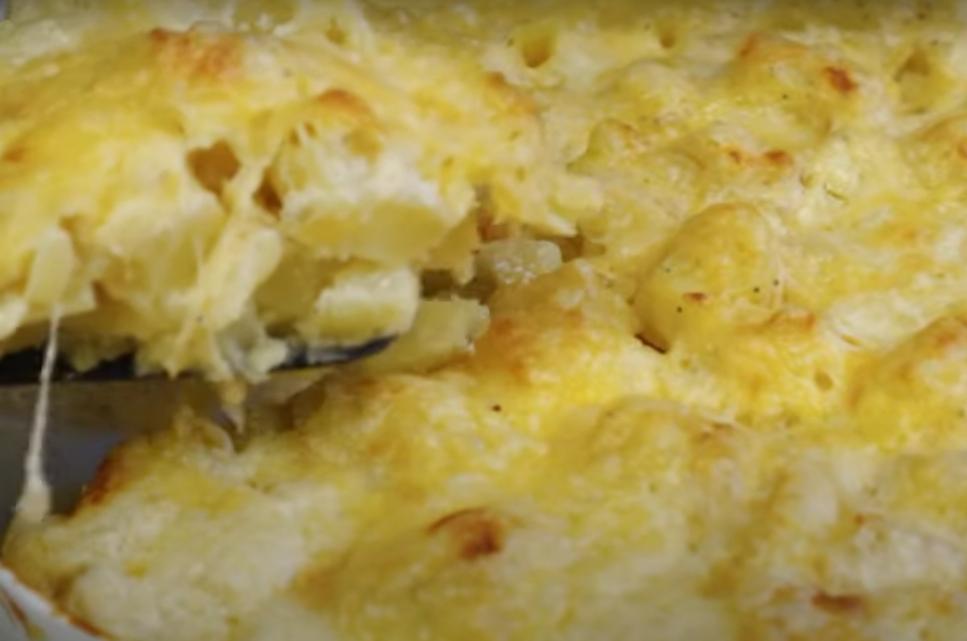 Нежнейший картофель в духовке