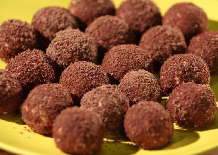 Вкуснейшие творожные шарики