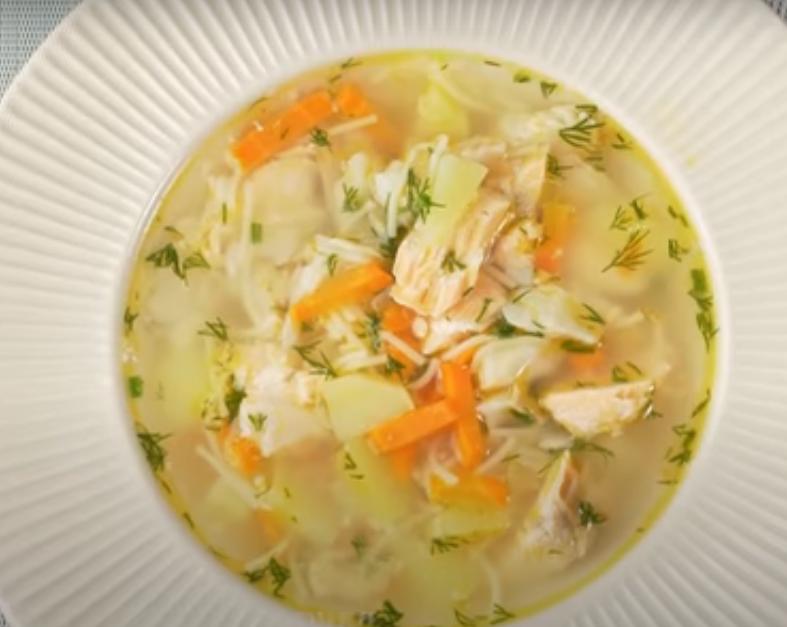 Рыбный супчик: отличное блюдо к обеду