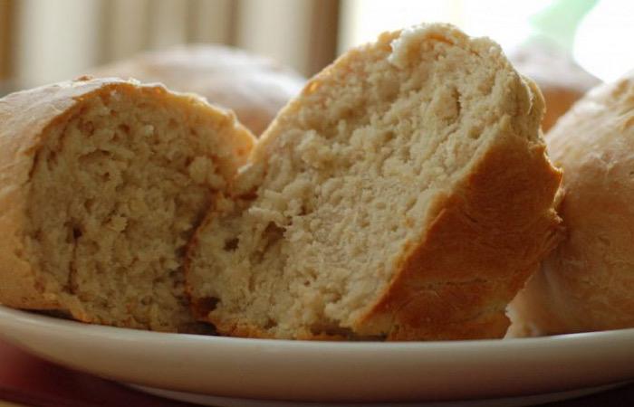Вкуснейший хлеб с картофелем
